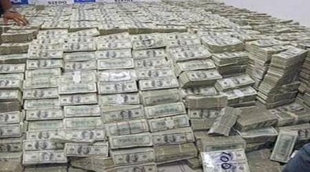 Traslada Marina A Pgr Los Mas De Once Millones De Dolares Asegurados
