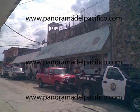 Balacera en Pochutla