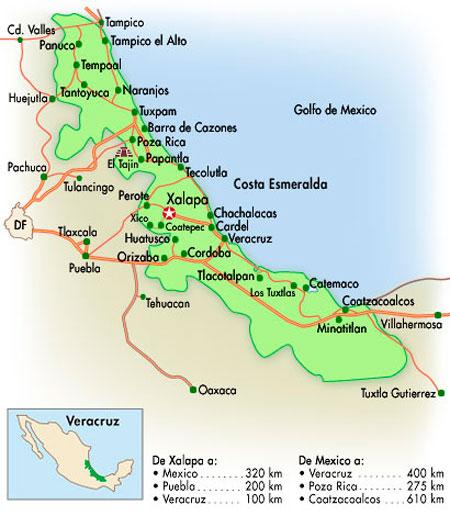 Regiones naturales de veracruz - Imagui