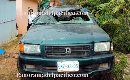 Recupera AEI vehículo reclamado en Guanajuato