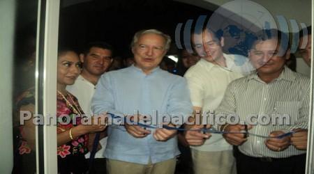 Inauguran oficinas comerciales de interjet en huatulco for Oficinas de interjet