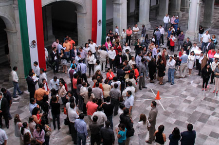 Sin incidentes transcurre megasimulacro sísmico  en la entidad de Oaxaca: IEPC