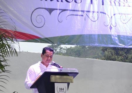 Conmemora los 384 aniversarios de sus títulos primordiales San Pedro Mixtepec.