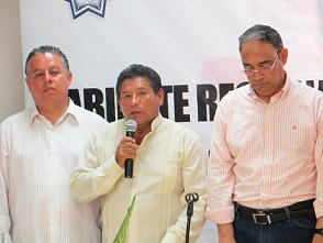 Designan a Carmona Laredo secretario Técnico de Gabinete de Seguridad