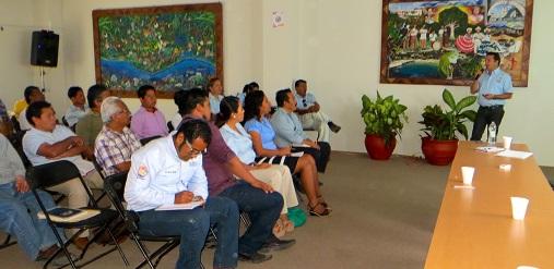 Integrarán Comité de Protección Civil Regional en Pochutla