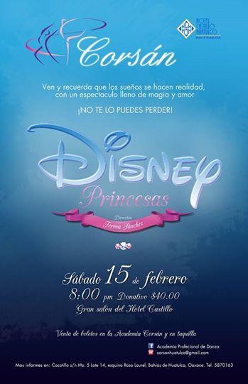 Disney en Huatulco