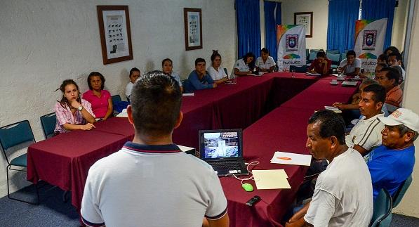 Inicia gobierno municipal proyecto de lombricomposta en for Proyecto de vivero municipal
