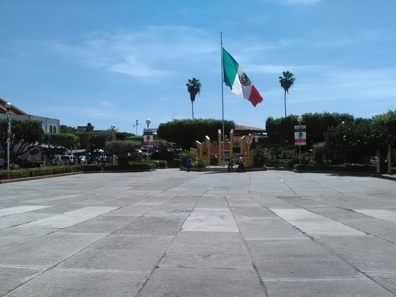 En Pinotepa Nacional pasa desapercibido el gran simulacro de sismo Nacional.
