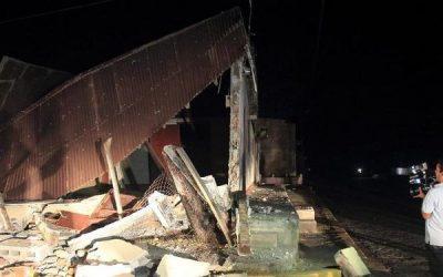 Un muerto tras un sismo de magnitud 5,4 en Nicaragua