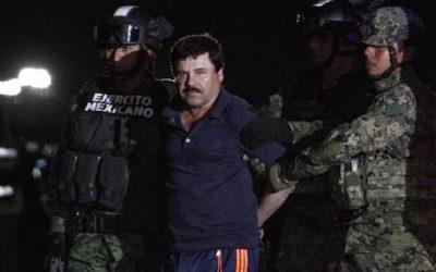 """""""El Chapo"""" teme volverse loco por tortura: Emma Coronel; solicita a la CNDH medidas cautelares"""