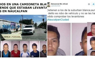 Se genera falsa Alarma sobre supuestos secuestradores en Huatulco