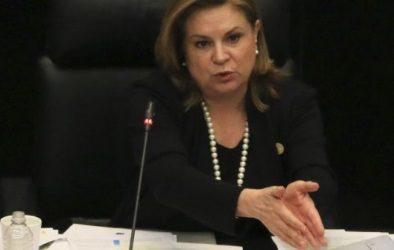 Cervantes va a PGR; Arely Gómez a la SFP, propone EPN