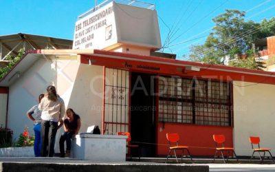 Denuncia directora presunto robo en telesecundaria en Oaxaca