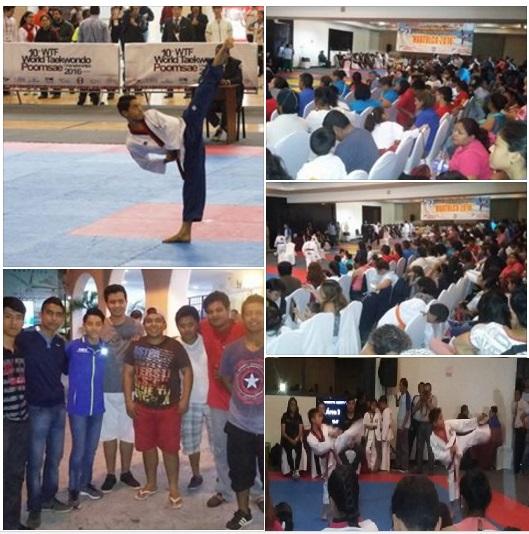 Así se vivió la pasión del 3er campeonato abierto de taekwondo guerrero indomable Huatulco 2016.