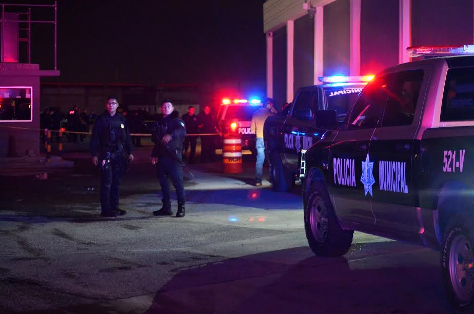 Cd juarez chih ejecutan a uno afuera de un gimnasio for Gimnasio pacific