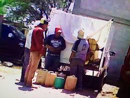 Huachicoleros de Puebla venden gasolina en Facebook hasta en $7