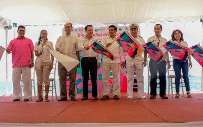 Huatulco celebra Día Mundial del Agua