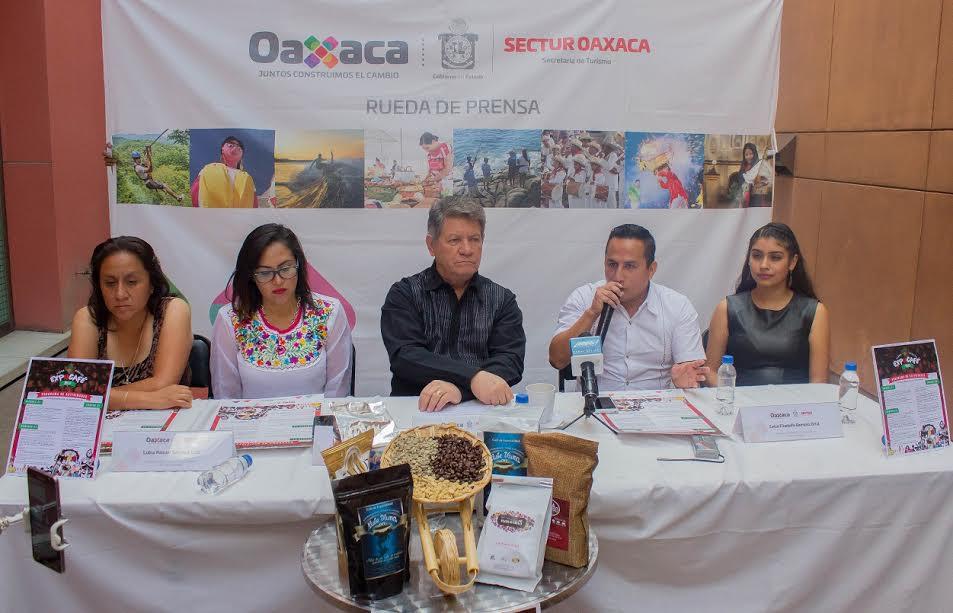 Expo Café 2017 en Pluma Hidalgo