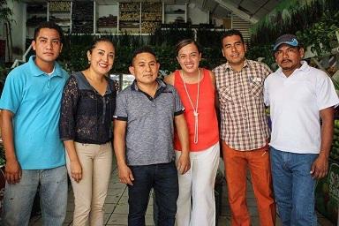 TRABAJAN POR EL BIENESTAR DE LAS FAMILIAS DE HUATULCO