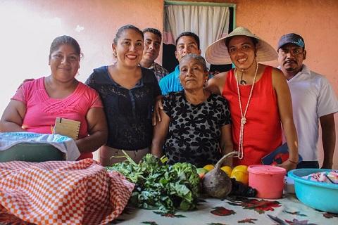 TRABAJAN POR EL BIENESTAR DE LAS FAMILIAS DE HUATULCO2