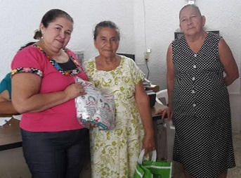 Liconsa y Asociación Civil Por ti y para ti, México