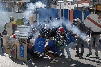 Protestas en Venezuela dejan un muerto más, ya van 49