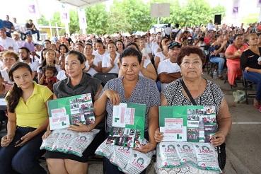 Un millón, 272 mil 864 beneficiarias de Liconsa son madres de familia