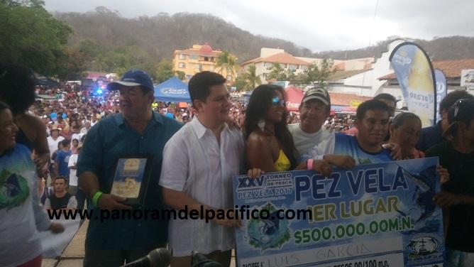 Gran éxito Torneo Internacional de Pesca Deportiva Huatulco 2017
