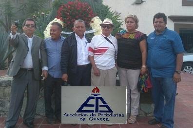 Celebra Asociación de Periodistas 39 años en Oaxaca