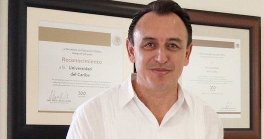 Rector de la Universidad del Caribe es destituido