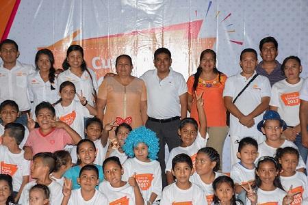 Gobierno Municipal Huatulco clausura cursos de verano.