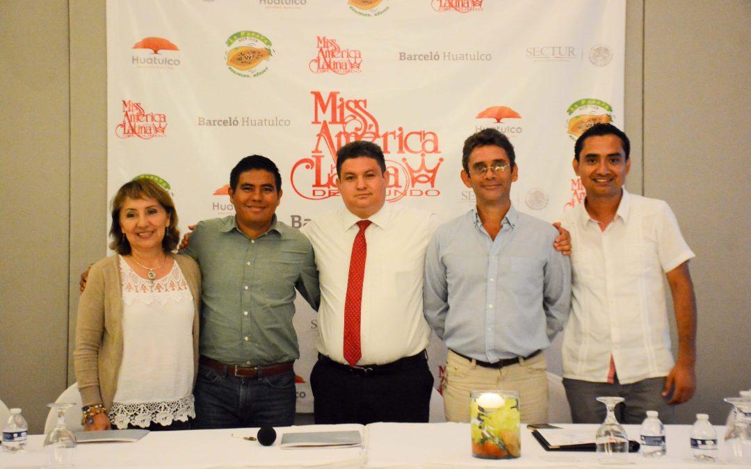 Huatulco sede del certamen Miss América Latina 2017