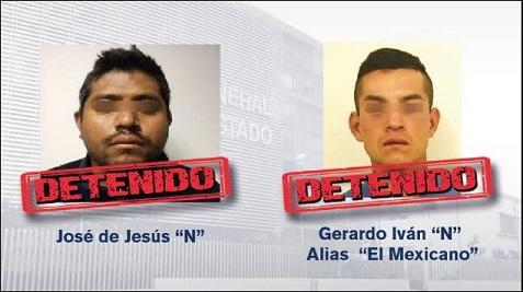 Detienen a presunto chofer de Uber por asesinato de estudiante universitaria en Puebla.