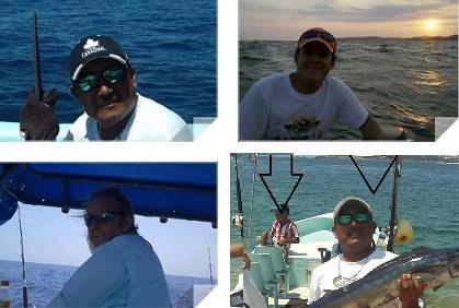 Embarcación de pesca deportiva y tripulación perdidos en el pacifico