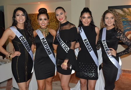 Huatulco sede de Miss América Latina del Mundo 2017
