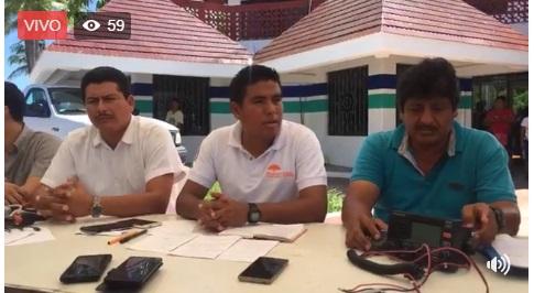 Implementan operativo de búsqueda por embarcación extraviada en Huatulco