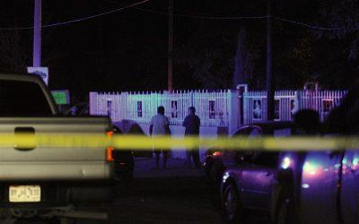 CD JUAREZ CHIH: 3 hombres fueron atacados con armas de fuego,