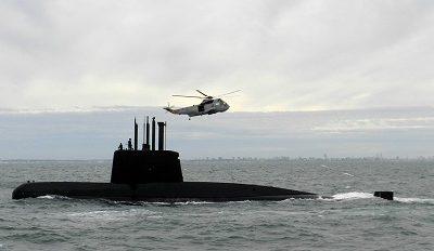 ¿Cuántos días de vida le quedarían a la tripulación del submarino argentino desaparecido?