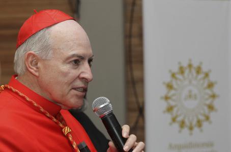 Carlos Aguiar Retes es el nuevo arzobispo primado de México
