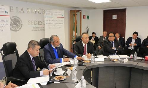 Liconsa aumenta de 161 a 203 municipios  con leche a 1 peso en Oaxaca