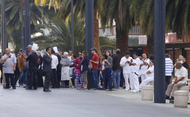 Sin daños en Oaxaca, por el sismo con epicentro en Acapulco