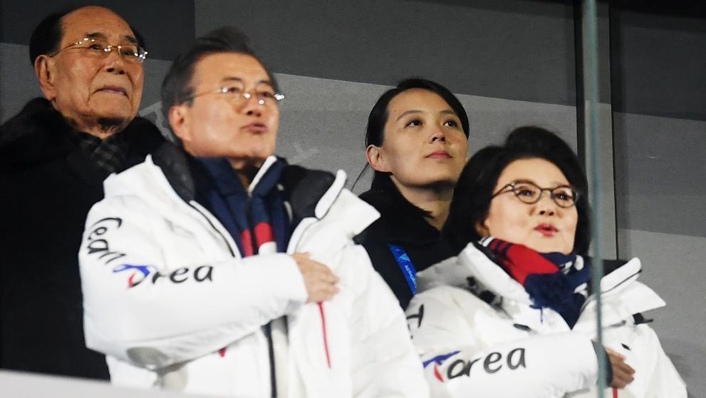 Lío de protocolo ante la inauguración de los juegos de invierno de Pyeongchang