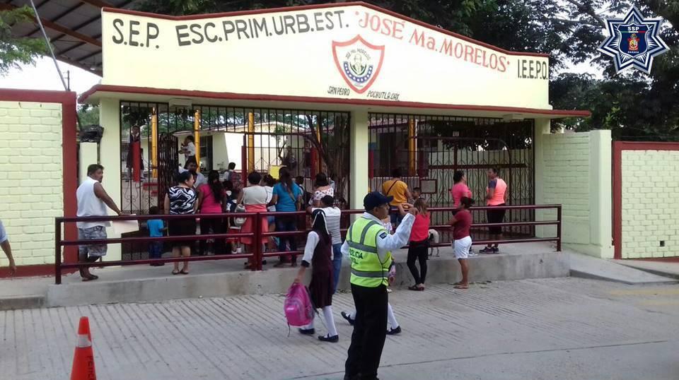 Reanudarán clases en Oaxaca este martes, con excepción de la Costa