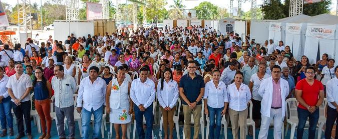 Latiendo Cerca realiza Tercera Jornada Médica de Especialidades