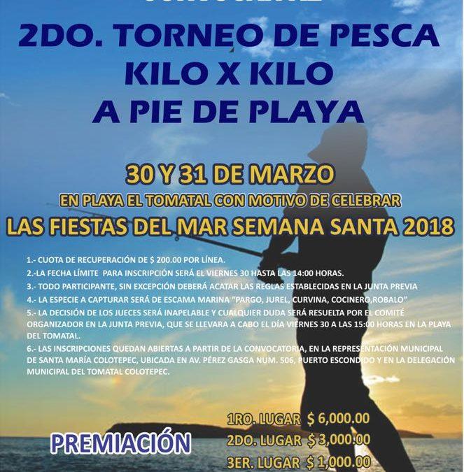 Cambian modalidad del Torneo de Pesca Colotepec