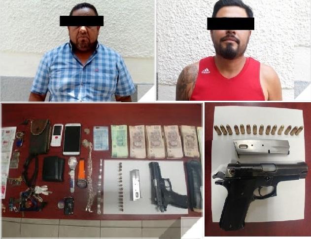 2 personas detenidas por fuerzas estatales en Oaxaca