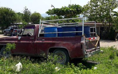Logran asegurar hidrocarburo en Tuxtepec