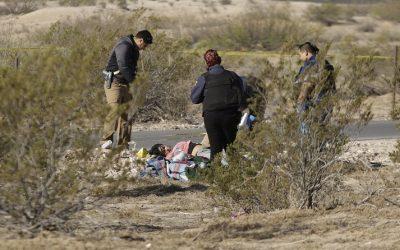 Cd Juárez: Dejan dos cuerpos encobijados