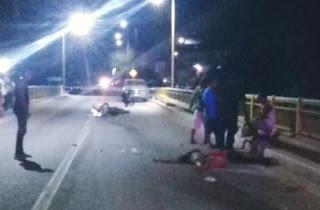 Fatal accidente motociclista cobra vida de dos personas en Río Grande