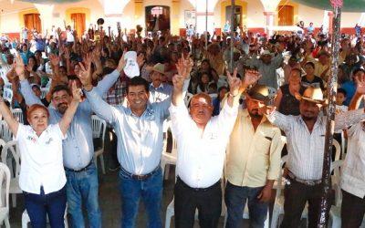 Juan Iván Mendoza Reyes tiene experiencia y liderazgo político para ser Diputado Federal: Marko Cortés